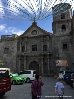 This is the oldest church in Manila