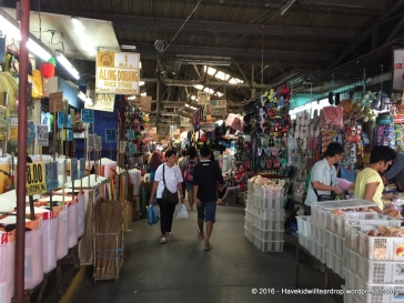 A part of the market