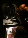 Then we went to the Sci-fi exhibit. Terminator 2 props!