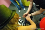 Finn got to pet a scorpian!